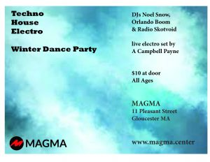 Techno Dance Party – MAGMA
